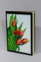 Diamond Painting Arts and Crafts for Kids Notebook Tulip Design