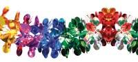 "Garland 8"" 24 Sections Sukkah Decoration #17"