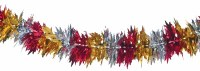 "9"" Colored Garland 6'' long Sukkah Decoration #45"