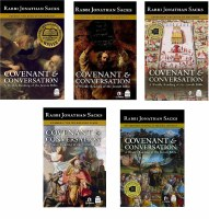 Covenant and Conversation 5 Volume Set [Hardcover]