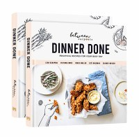 TWIN PACK Dinner Done Cookbook 2 Pack [Hardcover]