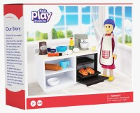 Kids Play Baking Challos
