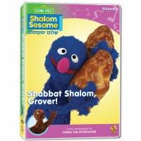DVD Shabbat Shalom Grover