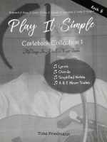 Play It Simple Volume 6 Carlebach Collection 1 [Paperback]