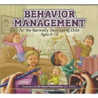 Behavior Management CD #1 Ages 0-10