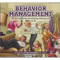 Behavior Management CD #2 Ages 10-18