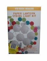 Paper Lantern String Light Kit for Sukkos