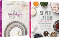BUNDLE PACK The Silver Platter & Simple Elegance [Hardcover]