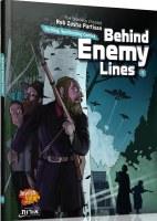 Behind Enemy Lines Volume 1 Comic Story [Hardcover]