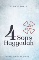 The Four Sons Haggadah [Hardcover]