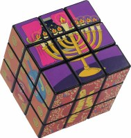Magic Cube Chanukah Medium Size