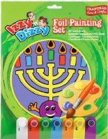 Chanukah Foil Art Crafts Kit