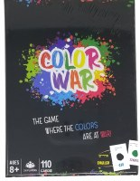 Color War Card Game