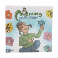 Memory Mentchelech Card Game