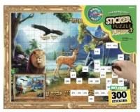 Jumbo Sticker Puzzle Reb Yehuda Ben Teimah Theme