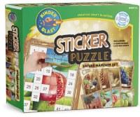 Sticker Puzzle Shivas Haminim Theme Pack of 8