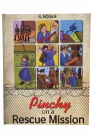 Pinchy on a Mission Comics Story [Hardcover]