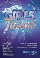 Girls' Talent Tour DVD
