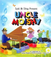Uncle Moishy DVD Collection Volumes 1 Thru 15 USB