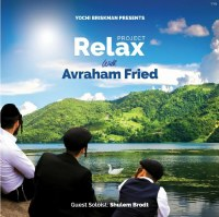 Project Relax with Avraham Fried CD