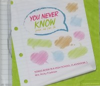 You Never Know CD
