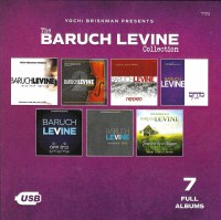 The Baruch Levine Collection USB