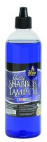 Shabbos Lamp Oil Smokeless Liquid Paraffin Blue 32 oz