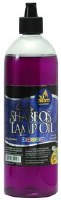 Shabbos Lamp Oil Smokeless Liquid Paraffin Purple 32 oz