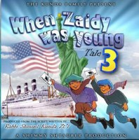 When Zaidy Was Young Part 3 CD
