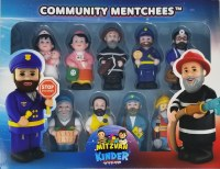 Mitzvah Kinder Community Mentchees 9 Piece Set