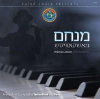 Menachem Moskowitz The Future Dance CD