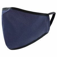 Cloth Face Mask Navy Child Size