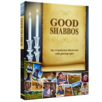 Good Shabbos The 39 Melachos Illustrated Laminated Pages [Hardcover]