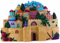 PaintArt Resin Yerushalayim Kit