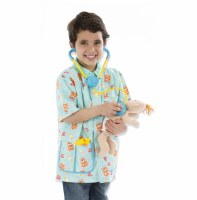 Pediatric Nurse Role Play Purim Costume Set for Ages 3-6