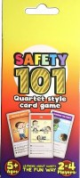 Safety 101 Quartet Style Card Game