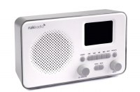 NakiRadio Solo WiFi Kosher Internet Radio Gray