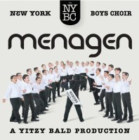 New York Boys Choir Menagen CD