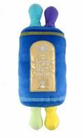 """Sefer Torah Colorful Plush Large 19"""""""