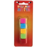 Rainbow Plastic Kugelech