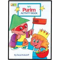 My Mini Purim Activity Book