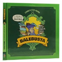 Balebusta Comics For Moms [Hardcover]