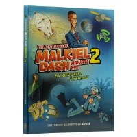 The Adventures of Malkiel Dash Private Eye Volume 2 Comic Story [Hardcover]