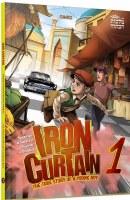 Iron Curtain Volume 1 Comic Story [Hardcover]