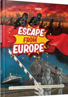 Escape from Europe Comic Story [Hardcover]