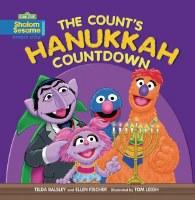 The Count's Hanukkah Countdown [Paperback]