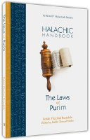 Halachic Handbook: The Laws of Purim Pocket Size [Paperback]