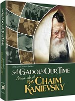 A Gadol in Our Time [Hardcover]