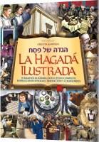 Spanish Illustrated Haggadah [Hardcover]