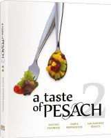 A Taste of Pesach 2 [Hardcover]